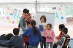 Volunteering In Ritsona refugee camp in Greece